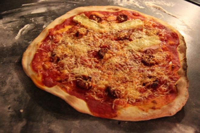 p 226 te 224 pizza maison recette facile cuisine