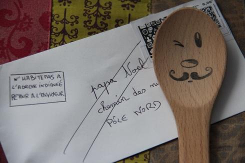 woody lettre papa n