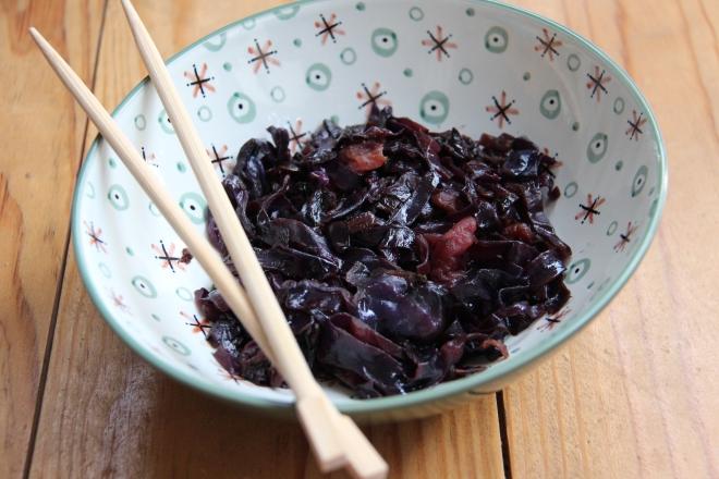 Mijoté De Chou Rouge Aux Pommes Sharing Cuisine - Cuisiner du chou rouge