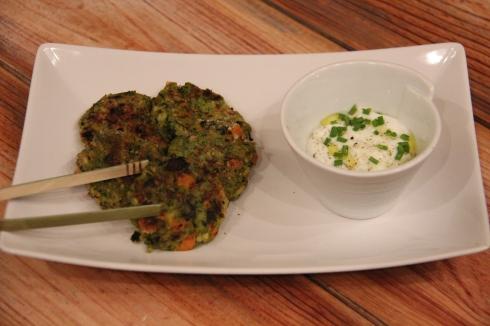 croquette épinard-carotte 2