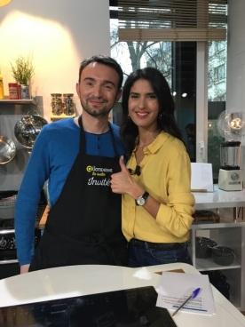 Farida et Olivier
