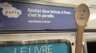 mr Woody citation métro