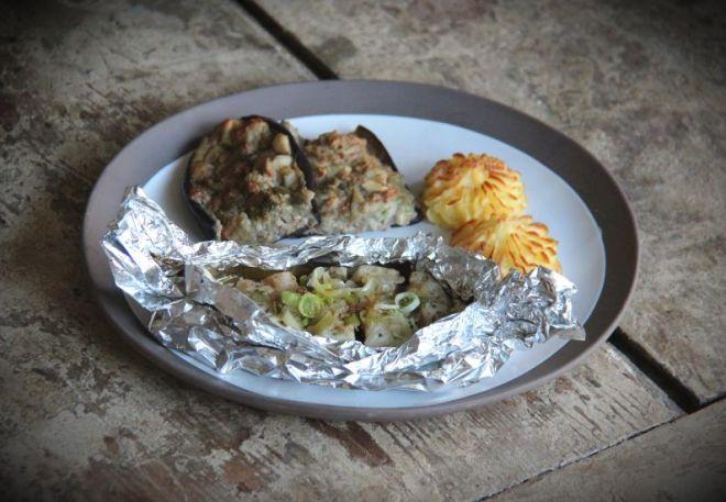 Papillote de poisson au sirop d rable sharing cuisine - Cuisine saine et simple ...