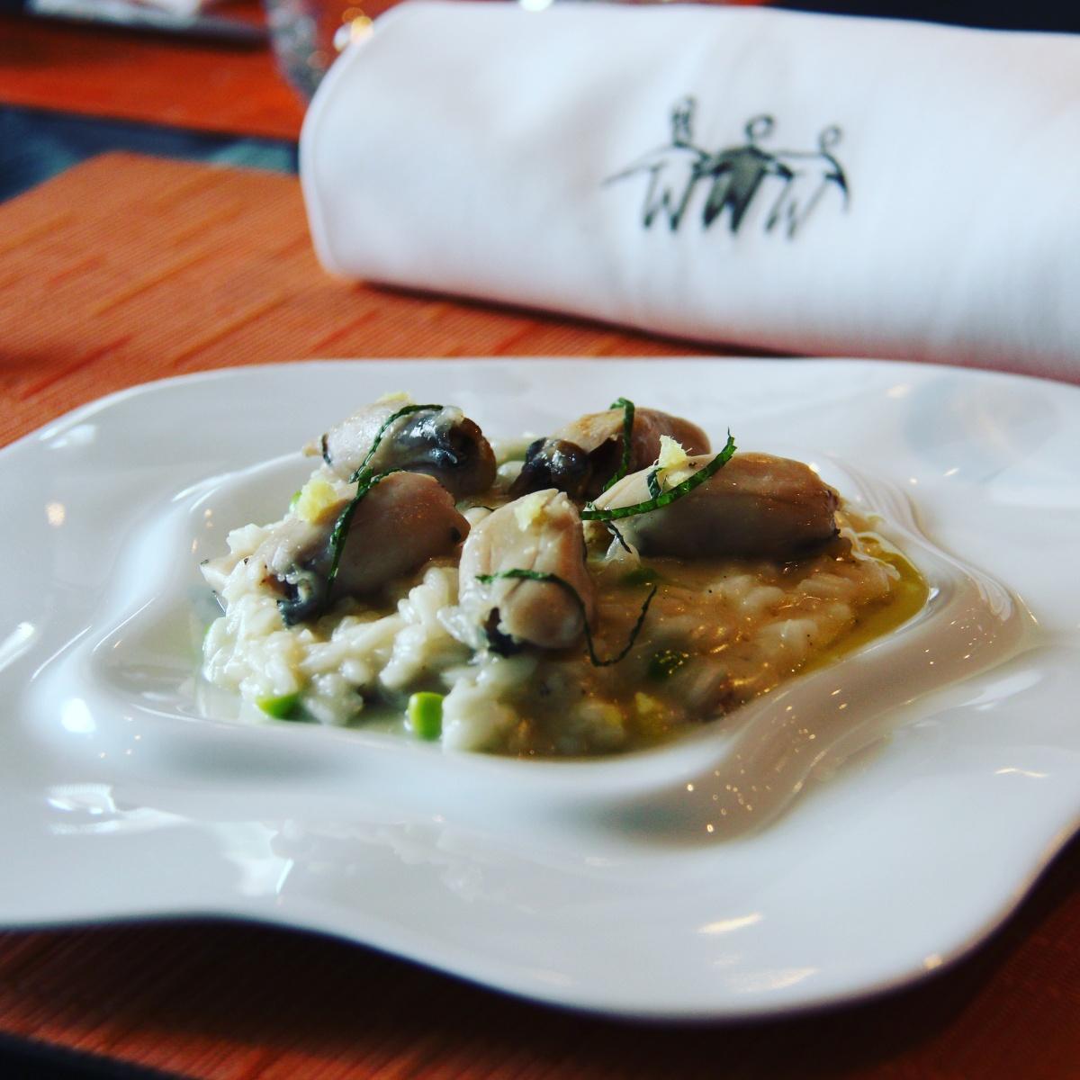 astuces r ussir le parfait risotto sharing cuisine. Black Bedroom Furniture Sets. Home Design Ideas