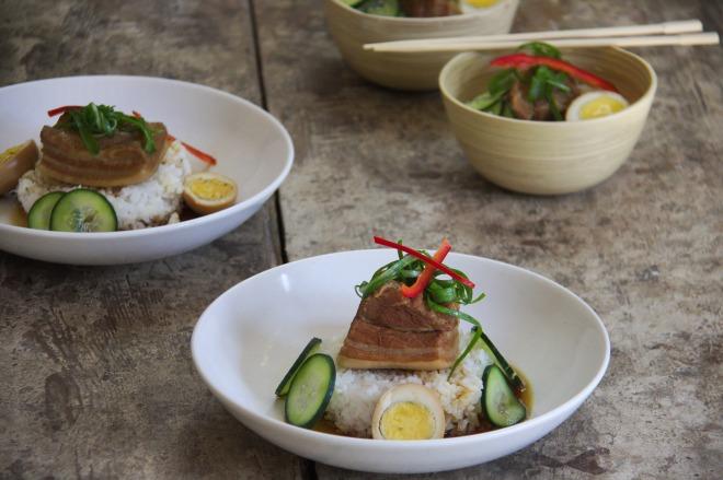 Vid o guest porc brais la ta wanaise khong bah png for Ala cuisine iron chef