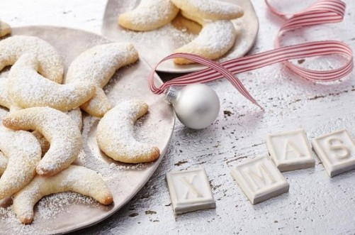 vanillekipferl, sharing cuisine, blog cuisine, Lyon, noël, bredeles, autriche, allemagne, alsace