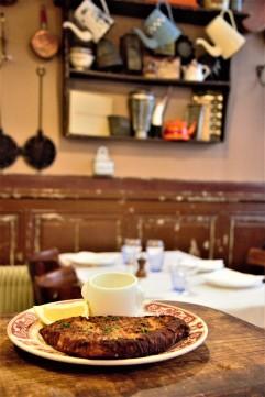 tablier du sapeur, recette lyonnaise, olivier canal, la meunière, bouchon lyonnais, toques blanches, sharing cuisine, blog Lyon 2