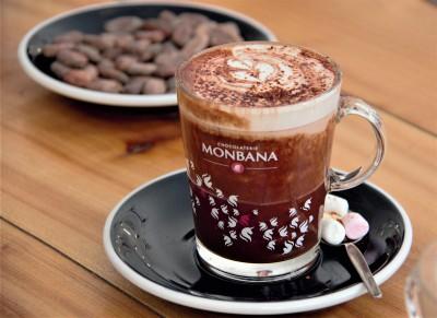 chocolat monbana, konditori, Lyon, brunch, latte arte, chocolat chaud, cocktail, piment, sharing cuisine, blog cuisine lyon